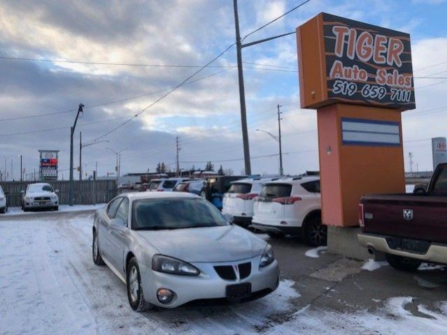 2008 Pontiac Grand Prix **ONLY 145 KMS**ALLOYS**AS IS SPECIAL