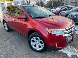 Used 2011 Ford Edge SLE/AWD/NAVI/LEATHER/ROOF/ALLOYS... for sale in Scarborough, ON