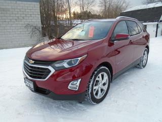 Used 2019 Chevrolet Equinox LT AWD / NAV /PANORAMIC ROOF /2 LITRE for sale in Beaverton, ON