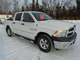 Used 2017 RAM 1500 CREW CAB HEMI 4X4 for sale in Beaverton, ON