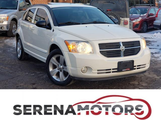 2010 Dodge Caliber SXT | AUTO | SUNROOF | HEATED SEATS | NO ACCIDENTS