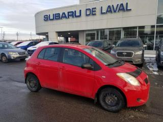 Used 2007 Toyota Yaris LE for sale in Laval, QC