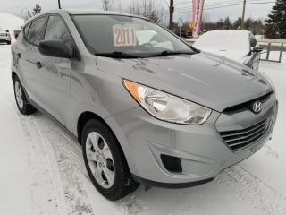 Used 2011 Hyundai Tucson GL FWD for sale in Mascouche, QC