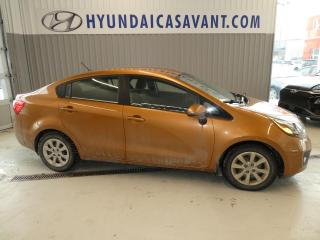 Used 2013 Kia Rio LX  AUTOMATIQUE for sale in St-Hyacinthe, QC