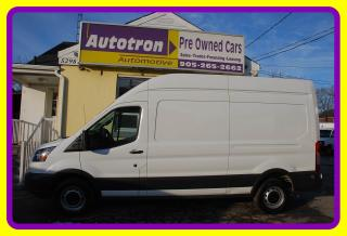 Used 2018 Ford Transit 250 LONG, HIGH ROOF, Loaded for sale in Woodbridge, ON