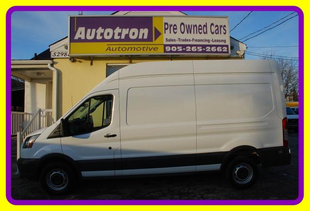 2018 Ford Transit 250 LONG, HIGH ROOF, Loaded