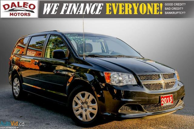 2015 Dodge Grand Caravan SXT / STO & GO / 7 PASSENGER