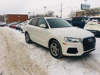 Used 2016 Audi Q3 Technik for sale in Drummondville, QC