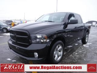 Used 2019 RAM 1500 CLASSIC EXPRESS 4D CREW CAB SWB 4WD 5.7L for sale in Calgary, AB