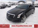 Photo of Black 2014 Cadillac ATS