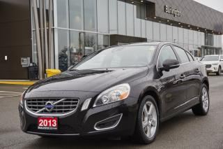 Used 2013 Volvo S60 T5 for sale in Burlington, ON
