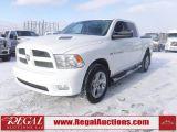 Photo of White 2012 RAM 1500