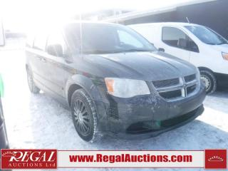 Used 2014 Dodge Grand Caravan 4D Wagon FWD for sale in Calgary, AB