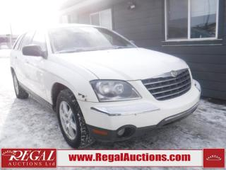 Used 2006 Chrysler Pacifica Touring 4D Utility FWD for sale in Calgary, AB