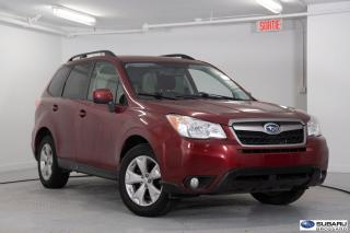 Used 2015 Subaru Forester 2.5i Convenience Pkg for sale in Brossard, QC