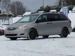 Used 2008 Toyota Sienna CE 7-Pass for sale in St-Georges, QC