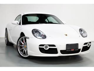 Used 2008 Porsche Cayman S   LOW KM   SPORTS CHRONO   BOSE for sale in Vaughan, ON