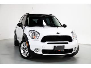 Used 2014 MINI Cooper Countryman NAVI   PANO   PUSH START   CLEAN CARFAX for sale in Vaughan, ON