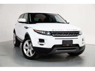 Used 2012 Land Rover Evoque PURE PLUS   MERIDIAN   PANO   NAVI for sale in Vaughan, ON