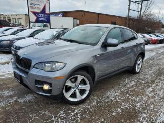 Used 2011 BMW X6 3,5i X-DRIVE TECHNOLOGY EXECUTIVE PACKAGE for sale in Oakville, ON