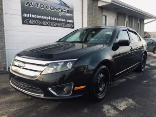 Used 2011 Ford Fusion SEL 2.5L I4 for sale in St-Lin-Laurentides, QC