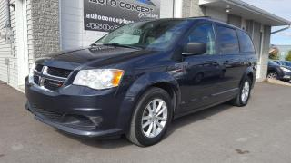 Used 2013 Dodge Grand Caravan SE/SXT for sale in St-Lin-Laurentides, QC