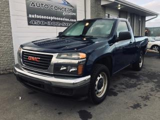 Used 2011 GMC Canyon for sale in St-Lin-Laurentides, QC
