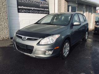 Used 2010 Hyundai Elantra TOURING GLS for sale in St-Lin-Laurentides, QC