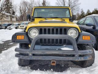 Used 2000 Jeep Wrangler SPORT for sale in Stittsville, ON