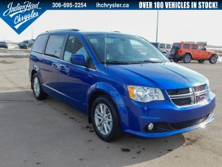 New 2020 Dodge Grand Caravan Premium Plus | DVD | Nav | Stow N Go for sale in Indian Head, SK
