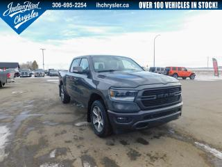 New 2020 RAM 1500 Sport 4x4 | Leather | HEMI | Sunroof for sale in Indian Head, SK