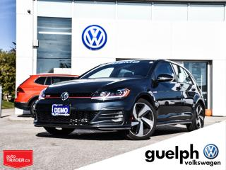 New 2019 Volkswagen Golf GTI Autobahn for sale in Guelph, ON