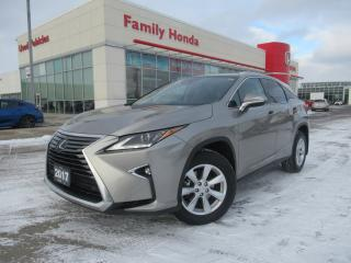 Used 2017 Lexus RX 350 AWD 4dr | PUSH START | SUNROOF | for sale in Brampton, ON