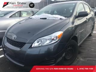 Used 2010 Toyota Matrix   ONE OWNER   NO ACCIDENTS   for sale in Toronto, ON