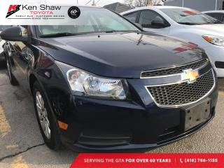 Used 2011 Chevrolet Cruze | 4-CYLINDER | MANUAL | for sale in Toronto, ON