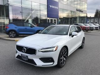 New 2019 Volvo V60 T6 Momentum for sale in Surrey, BC