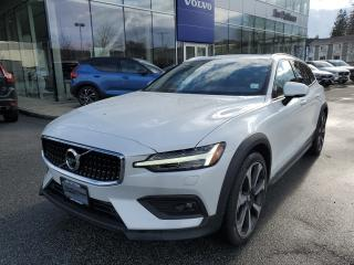 New 2019 Volvo V60 Cross Country T5 Momentum for sale in Surrey, BC