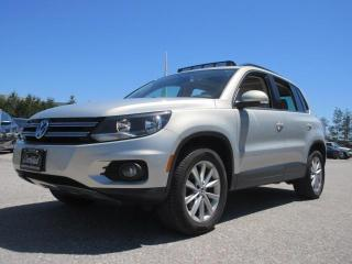 Used 2012 Volkswagen Tiguan COMFORTLINE  / ONE OWNER / ACCIDENT FREE for sale in Newmarket, ON