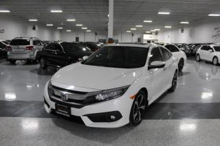 Used 2016 Honda Civic TOURING I NO ACCIDENTS I NAVIGATION I LEATHER I REAR CAM I for sale in Mississauga, ON