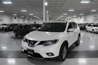 Used 2015 Nissan Rogue SL PREMIUM AWD NO ACCIDENTS I NAVIGATION I 360 CAM I LEATHER for sale in Mississauga, ON