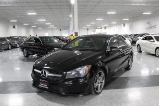 Used 2016 Mercedes-Benz CLA-Class CLA250 4MATIC I A.M.G I NO ACCIDENTS I NAVIGATION I REAR CAM for sale in Mississauga, ON