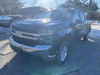 Used 2019 Chevrolet Silverado 1500 4WD Crew Cab LT for sale in Toronto, ON