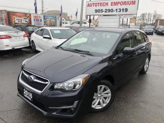 Used 2016 Subaru Impreza 2.0i Touring Camera/Heated Seats/Bluetooth&GPS* for sale in Mississauga, ON