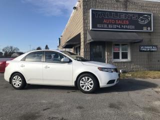 Used 2012 Kia Forte LX for sale in Kingston, ON