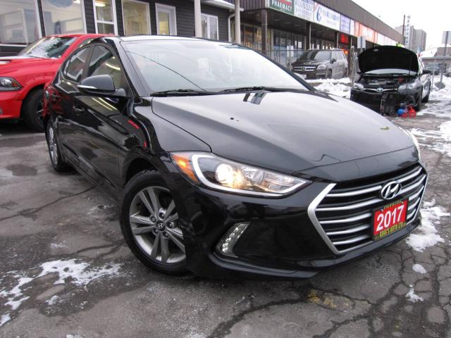 2017 Hyundai Elantra GL BACK UP CAMERA, HEATED SEATS, BLIND SPOT MONITOR, SATELLITE RADIO, BLUETOOTH, KEYLESS ENTRY, HEATED STEERING WHEEL, ACCIDENT FREE!!