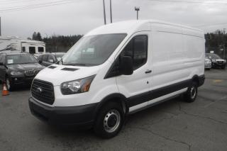 Used 2018 Ford Transit 250 Van Med. Roof 148-in. WB Cargo Van for sale in Burnaby, BC