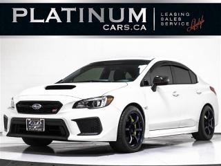 Used 2018 Subaru WRX STI SPORT-TECH, AWD, LOTS OF UPGRADES, NAV for sale in Toronto, ON