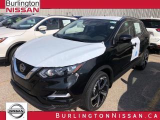New 2020 Nissan Qashqai AWD SL CVT for sale in Burlington, ON