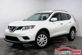 Used 2015 Nissan Rogue S - 4X4 - CAMÉRA DE RECUL - AIR CLIMATISÉ for sale in Montréal, QC