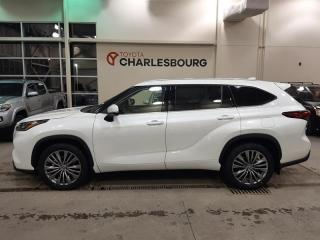 Used 2020 Toyota Highlander Platinum AWD (Natl) for sale in Québec, QC